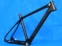 Wholesale FR Full Carbon k Matt Matte Mountain Bike Frame er BSA MTB Bicycle frame