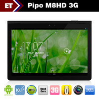 4.8 inch Quad Core Android 4.2 10.1 inch PIPO M8HD M8 HD 3G Android Tablets quad core RK3188 1.6GHz IPS 1920x1200 2GB RAM 16GB HDMI 5MP Camera