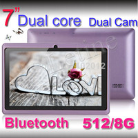 4.8 inch Dual Core Android 4.2 7 inchInformatic IMAPX15 HDMI WIFI Bluetooth 512MB 8G Dual core Dual camera External 3G Andriod Tablet PC Discount Free Shipping