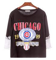 Women Cotton Polo 2014 the new south Korean stylenanda lace sleeve Chicago brief paragraph female T1258 half sleeve T-shirt