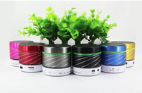 Wholesale 1405L the new bluetooth speaker unique LED lights hands free calls TF card U disk player