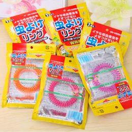Горячие Новые прибытия комаров Весенние Браслеты Anti Mosquito Pure Natural Детские браслеты ручной кольцо # K07978