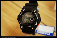 g-shock - 2014 luxury white G Watch jelly Shocking Sports Watches G7900 Digital Wristwatches colors Freeshipping gn