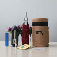 Wholesale 201405Q Exclusive import wood products Pure handmade Smiling face electronic cigarettes