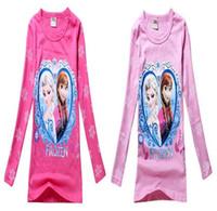 Hot Slae 2014 Summer New Children Girls Clothing Frozen Elsa...