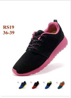 tenis - roshe Women Free Run Shoes Men Roshe Run Tenis running shoes Men Women Breathable Suede Athletic Run HYP QS M Comfortable PHYLON Sole