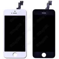 Cheap For Apple iPhone 5S 5C assembly iphone Best LCD Screen Panels  5c iphone