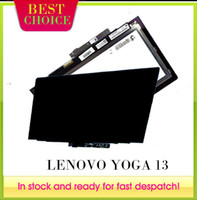 Wholesale 13 LAPTOP LCD PANEL LP133WD2 SLB1 With Touch Digitizer FOR Lenovo IdeaPad Yoga