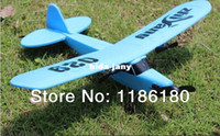 Airplanes Electric 2 Channel HL-803 ultra- ruggedness remote control glider airplane model toy remote control toy RC Airplane