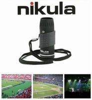 Wholesale Nikula x18 Portable Outdoor Monocular Telescope Mini Golf Monocular