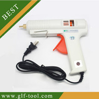 100W 110-240V 50/60Hz BEST-B-F High quality 100W industrial Hot Melt trigger feed Glue Gun spray gun Hand Tools