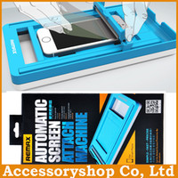 Cheap For Apple iPhone Screen Attach Machine Best   For Smart Phone Tablet PC