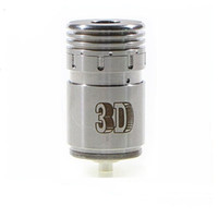 Wholesale 3D atomizer Hades D Auto Dripper Bby Rda Clou D Dripper atomizer RBA RDA Atomizer Panzer Hades Mod Cloutank Mechanical Atomizers