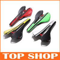 Wholesale Bike Saddles Lightweight K Full Carbon Fiber Excellent Brand Intermediate Hollow MTB Road Bike Saddle Seat Cushion Bicycle Seat HW10110