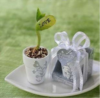 Wholesale Brand New Novel Corporate wedding gift love romance magic beans Wedding Favors party guess gifts K07991