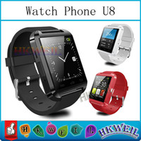 "U Watch U8 Smart Buletooth Watch Wrist With 1. 48"" Capac..."