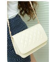 Wholesale 2014 hot fashion brand for Women Messenger bag Small Crossbody chain bag women leather handbags woman handbag designer SXFB23