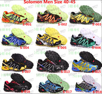 2014 Free shipping NEW Salomon Speedcross 3 Running Shoes Me...