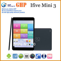 Wholesale 7 quot FNF Ifive mini Retina screen RK3188 Quad core Ghz GB RAM GB ROM Bluetooth android tablet pc