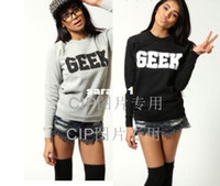 Cotton Cardigan Hoodies,Sweatshirts Cheap GEEK Winter Hiphop Skateboard O-neck Pullover Sweatshirts For Women And Men