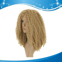 Cheap Natural Color peruvian hair Best Curly Brazilian hair hair lace wig
