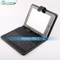 Wholesale Colorful Keyboard Leather Cover Case for Android Tablet PC keyboard fit to quot quot quot quot inch MID