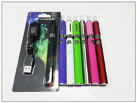 Single Metal Electronic Cigarette 2014 cheapest Blister EGO-EVOD MT3 Atomizer Electronic Cigaretter with 650mah 900mah 1100mah Battery