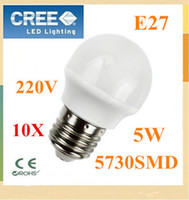 Wholesale BEST PRICE High brightness Lamp E27 SMD W AC220V LED Light Bulb