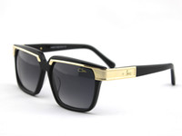 Wholesale New arrival Cazal sunglasses Germany Top brand designer Sunglasses Cazal acetate frame with gradient lens sun glasses for Men