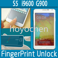 Star new arrival phone - New Arrival Perfect S5 SV Mobile phone Inch Android MTK6582 Quad Core GB RAM Rear Camera MP SM G900 Fingerprint unlocked