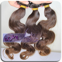 Malaysian Hair Body Wave Under $100 High Quality Malaysian Body Wave Ombre Hair Extensions,Virgin Natural Human Hair Made Ombre Color 1b to #4 Hair Cuticles Stay