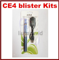 EGO CE4 KIT ego ce4 starter kit blister card packing ego col...