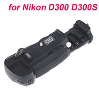 Wholesale NEW Arrival Vertical Battery Grip Holder for Nikon D300 D300S D700 DSLR Camera