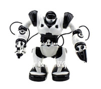 Wholesale Big Size Roboactor Smart Voice Control Remote Control Programmable RC Robots II