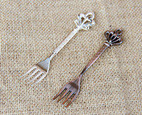 Cheap other Fruit Fork Best other ECO Friendly Zinc Alloy Fruit Fork
