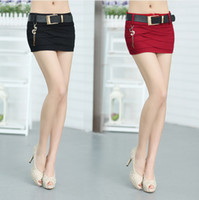 Wholesale new spring and summer slim hip women denim mini skirt short skirt denim fashion sexy mini skirt