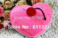 Wholesale 2pcs Various cake shape Dog cat Sounding toy Pet toys Pet supplies V7245
