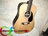 Brand New 12 string acoustic guitar - Custom D28 Natural Strings Acoustic Guitar Guitar From China