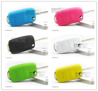 Wholesale Silicone VW car key case cover wallet