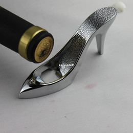 Hot Sale New Style Shoe Bottle Opener  High Heel Shoe Bottle Opener Economic Wine Opener