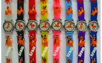 bambi cartoon - Lovely D Cartoon Bambi Watch Children Kids Boys Students Quartz Wristwatches Chrismas gifts birthday gift