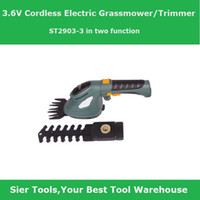 Wholesale ST2903 grass cutter v pruning cutter electric mower branches trimmer garden shears