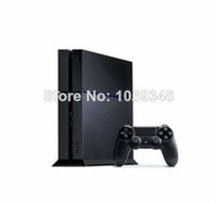 Wholesale Brand New for Sony PlayStation PS4 Latest Model GB Jet Black Console