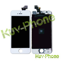 Wholesale LCD For iPhone G touch screen Full set Assembly White and black color