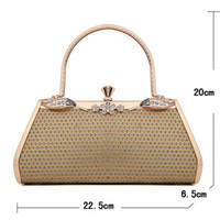 Handbags Yes Open Pocket The karaoke princess bags successful women professional evening handbag Finalize the design party birthday gift handbag