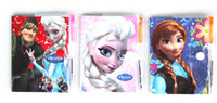 Wholesale 24 Cartoon Frozen Children s cartoon Ballpoint pen Notepad stationery x7cm
