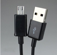 Wholesale DHL Free Micro usb mobile phone data cable charge line for Samsung Galaxy S3 S4 HTC LG FT m