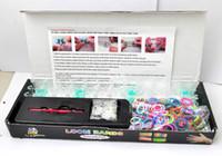 Charm Bracelets Unisex Fashion Christmas Gift rubber bands loom kit loom bands DIY bracelets present for kids