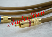 HiFi audiophile rca - Van Den Hul Integration Hybrid Audiophile RCA Interconnect Cable With original box new condition M pair