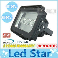 Wholesale High Lumens Floodlights W W LED Flood Lights Outdoor Waterproof Tunnel Lamp V Warm Cool White Years Warranty